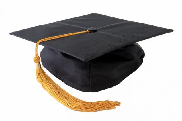 Головной убор для выпускника