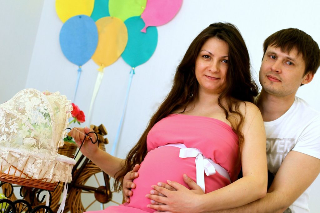 Питание будущей мамочки
