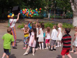 Подготовка малыша к детскому саду