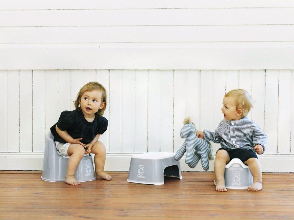 Советы по подготовке ребенка к горшку