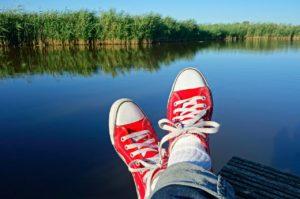 Причины усталости в ногах и лечение народными средствами