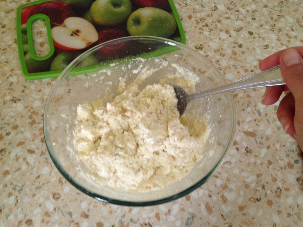 кексы творожные простой рецепт в духовке