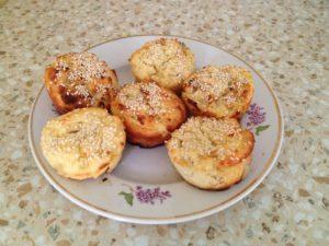 рецепт пошагово с фото творожных кексов