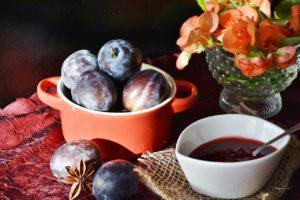 Варенье из сливы без косточек простой рецепт с яблоками