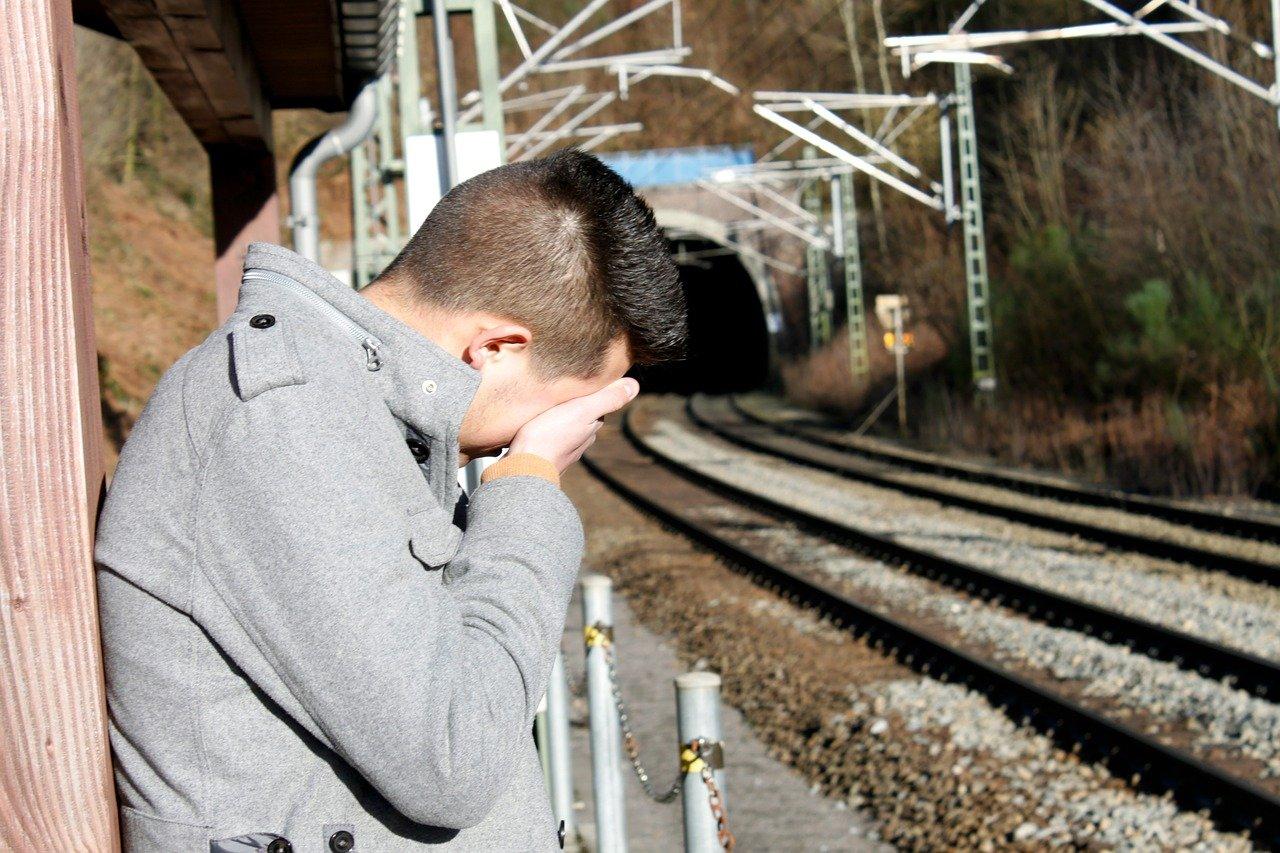 В подростковом возрасте депрессия