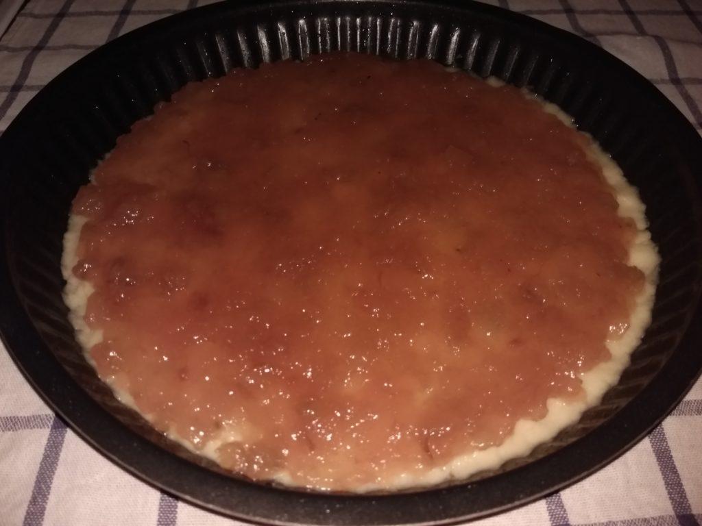тертый пирог рецепт с фото пошагово