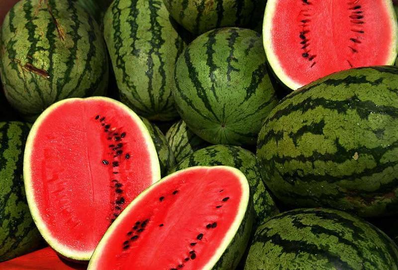 Арбуз польза и вред для здоровья калорийность