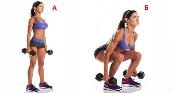 Какие упражнения делать чтобы накачать ягодицы