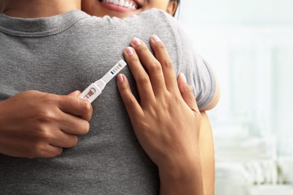 Тест на беременность при климаксе с какого срока показывает