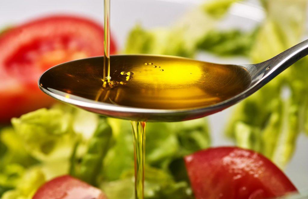 Сколько грамм в столовой ложке растительного масла