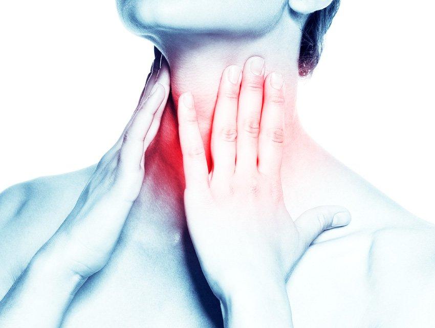 Трахеит у взрослых симптомы сухой кашель