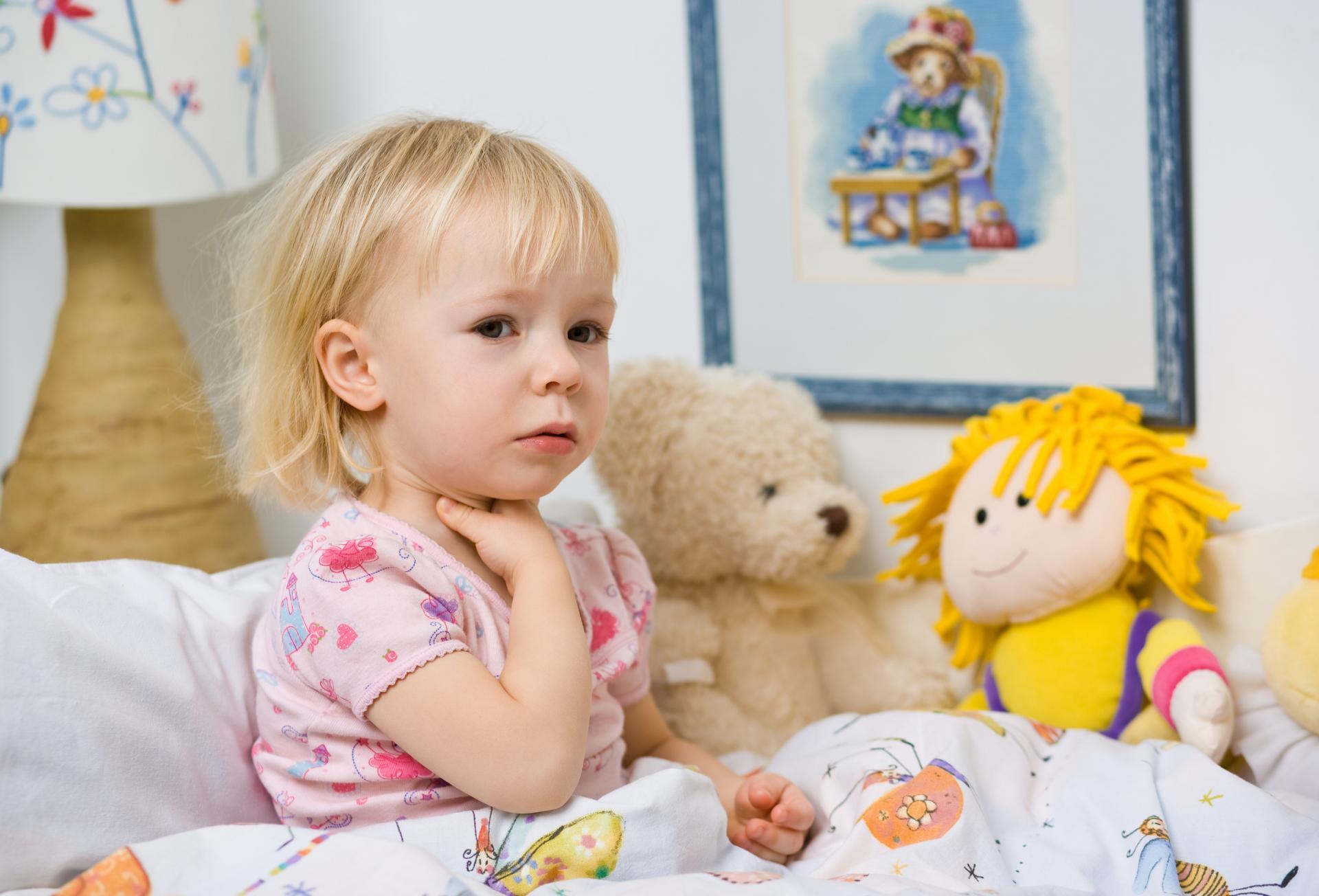 Что дать противовирусное ребенку 3 года