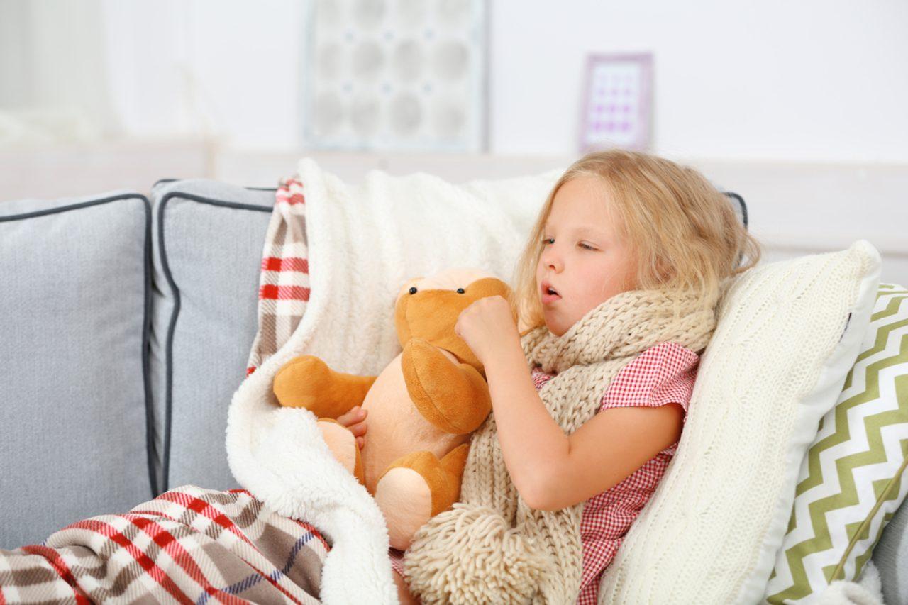 Как вылечить сухой кашель у ребенка в домашних условиях