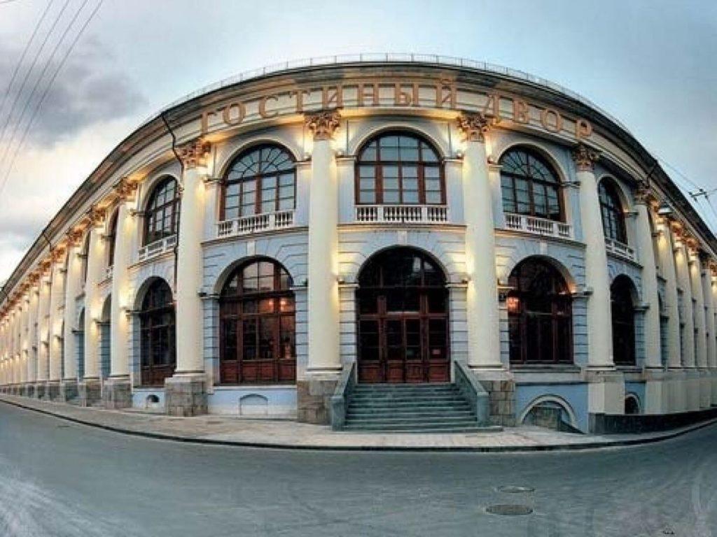 Достопримечательности Москвы куда стоит сходить: Гостиный двор