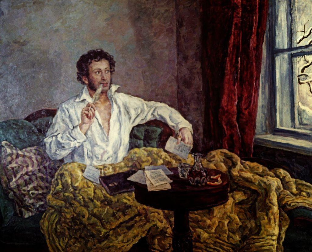 Интересные факты из жизни Пушкина