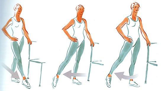 Какие упражнения нужны чтобы накачать попу