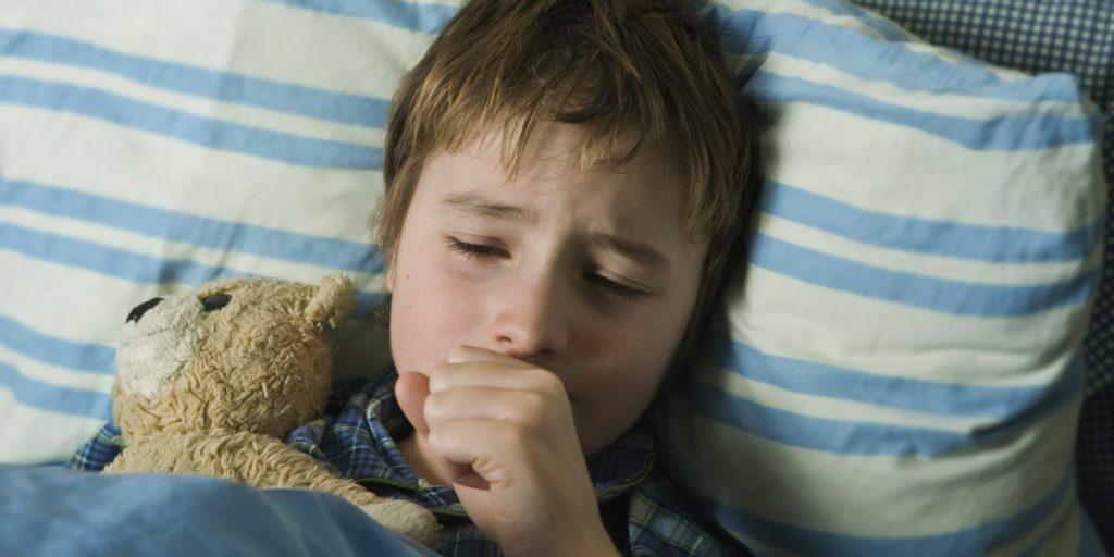Средства от кашля детям в домашних условиях