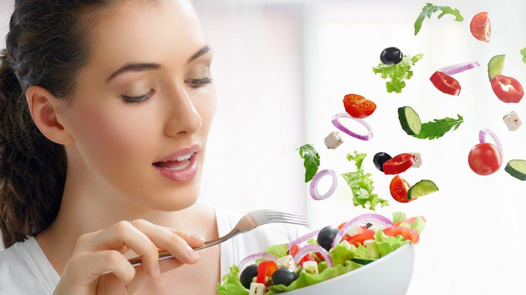 Основные задачи правильного питания для похудения
