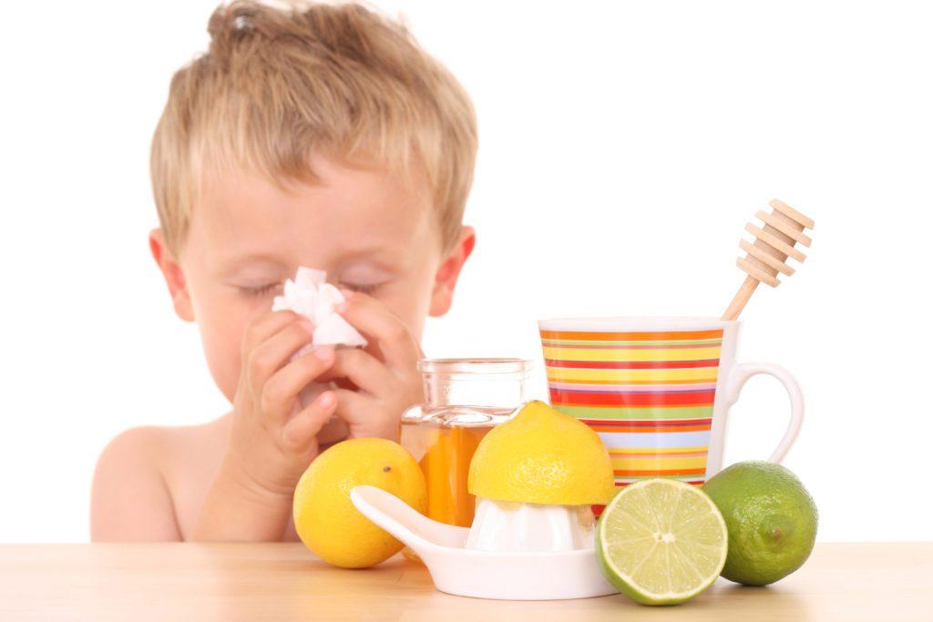 Что делать если ребенок кашляет по ночам