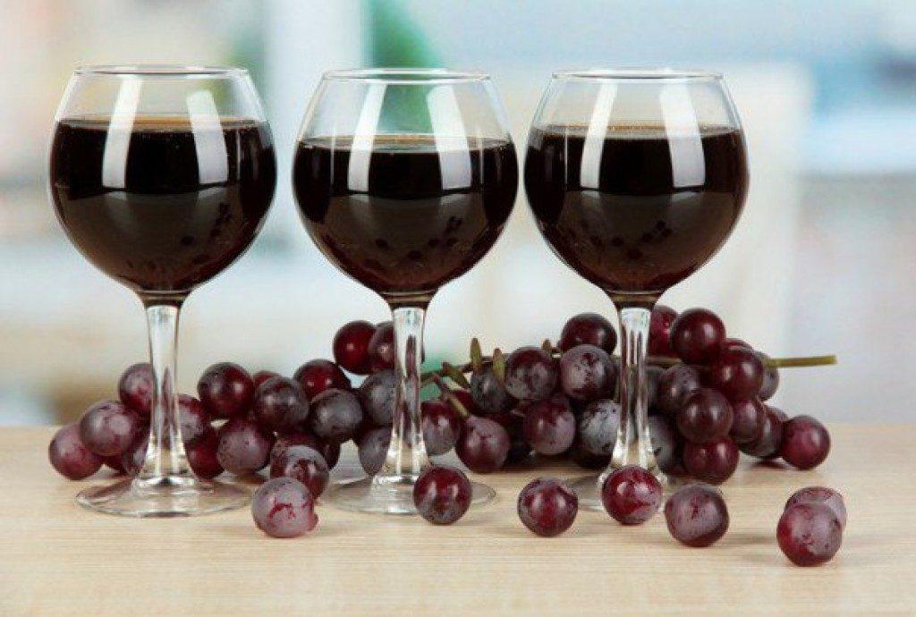Вино из винограда в домашних условиях простые рецепты