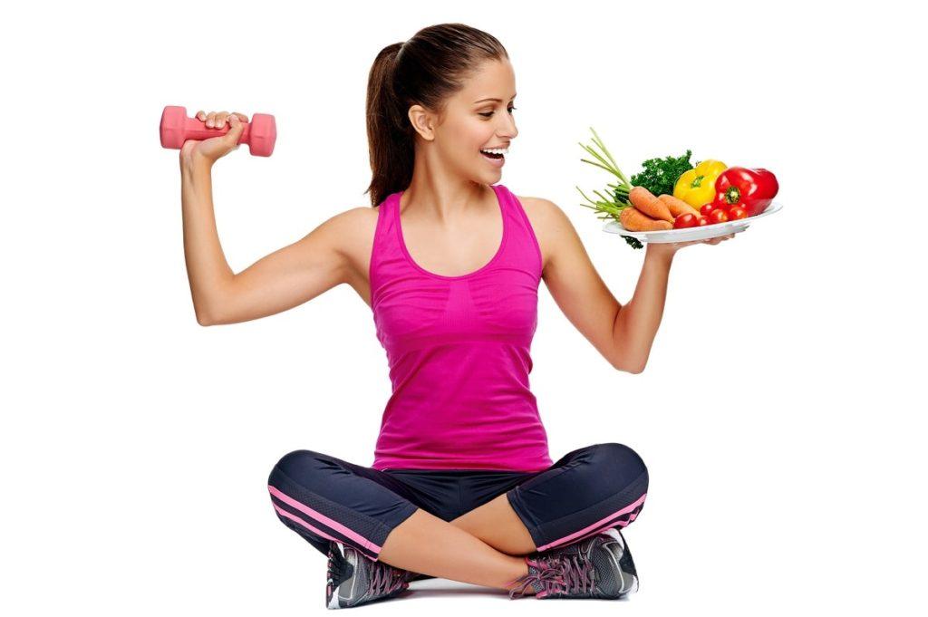 2. Общие принципы правильного питания для похудения