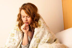Сухой кашель у взрослого лечение