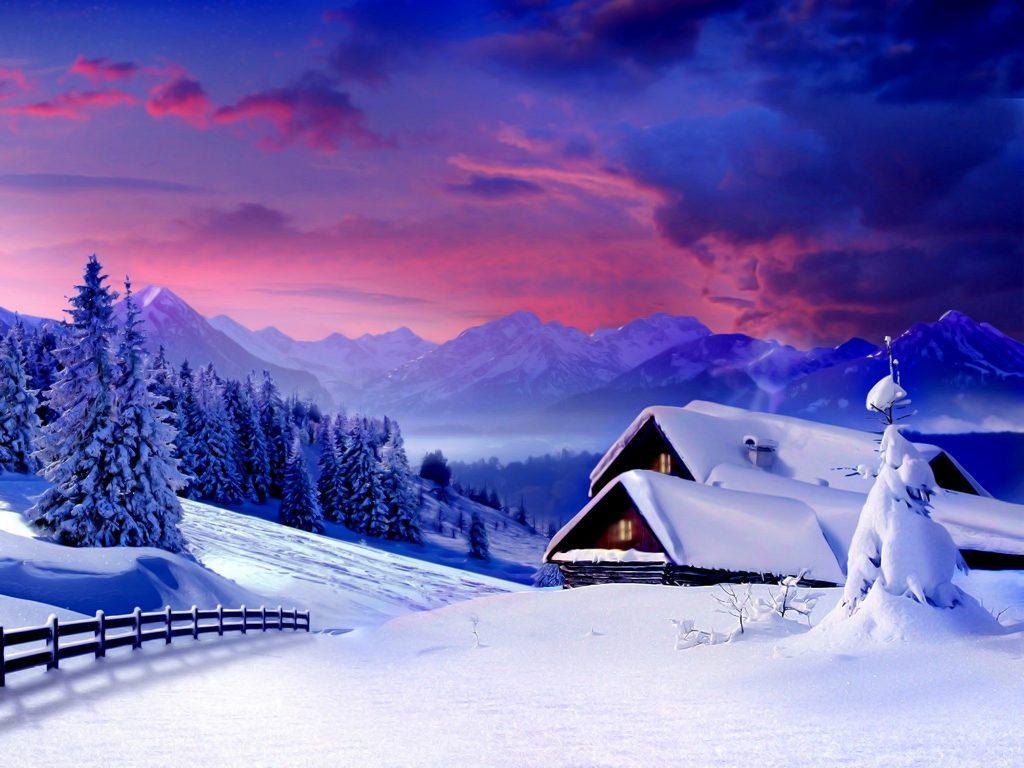 Народные приметы про погоду зимой