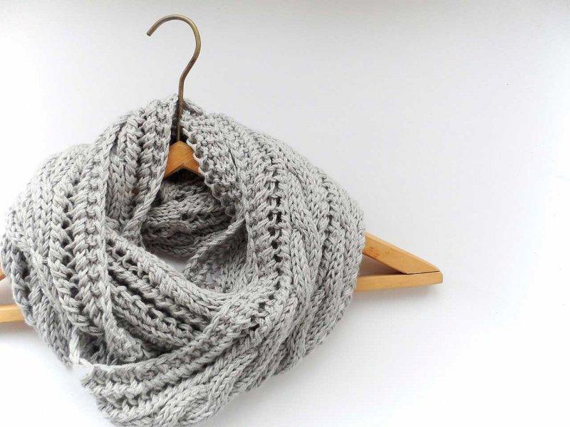 Идеи подарков на день святого Валентина: шарф