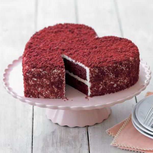 что подарить на 14 февраля : испечь торт