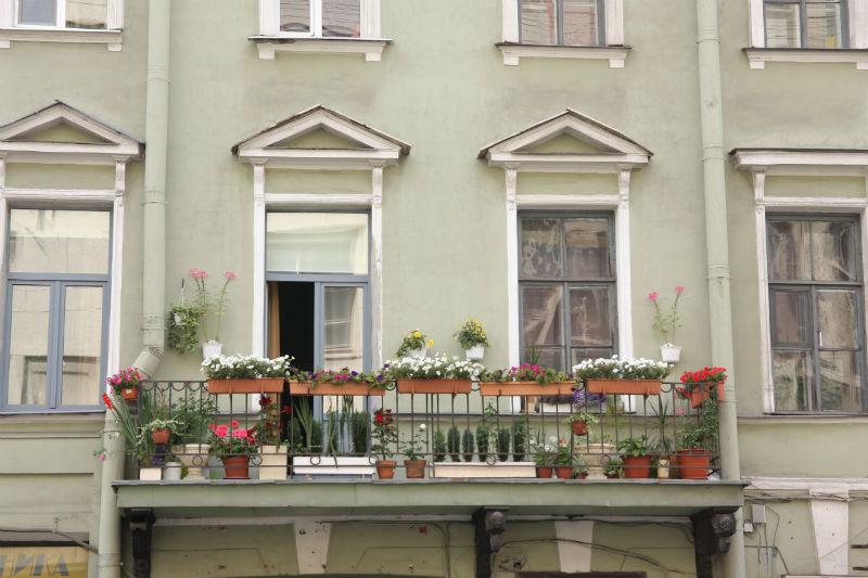 Балкон что это такое описание с фото