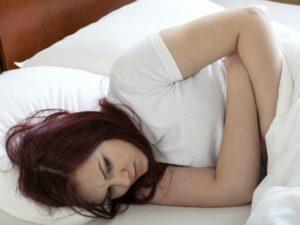 Боли при цистите у женщин