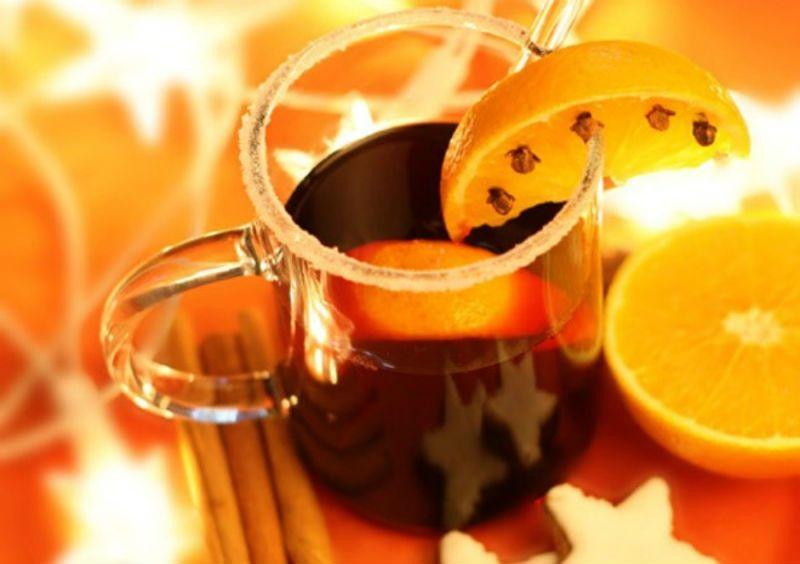 Можно ли пить глинтвейн при температуре