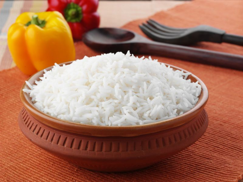 как сварить рассыпчатый рис в кастрюле