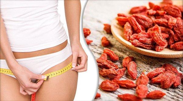 Ягоды годжи как принимать для похудения