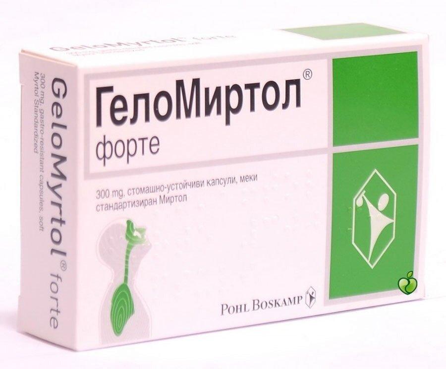 Синупрет или геломиртол что лучше