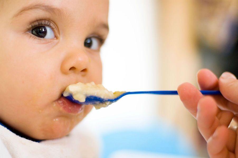 Как варить рисовую молочную кашу ребенку