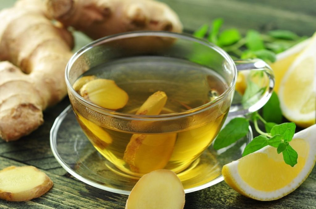 Имбирь с лимоном и медом для сосудов чистка