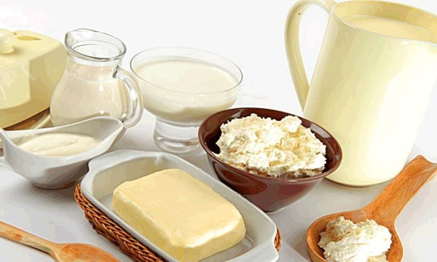 Как поднять давление в домашних условиях быстро: молочные продукты жирные