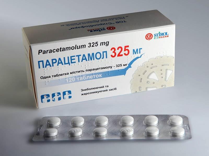 Парацетамол инструкция по применению цена отзывы аналоги