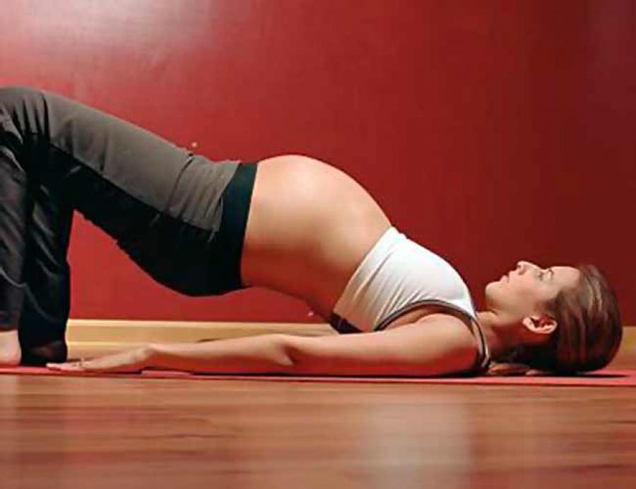 пилатес что это такое упражнения для беременных