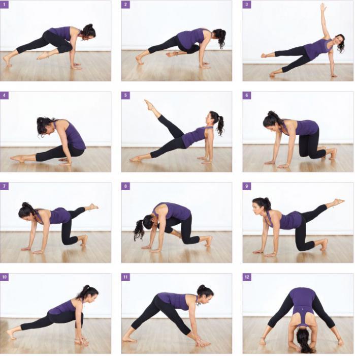 пилатес что это такое упражнения
