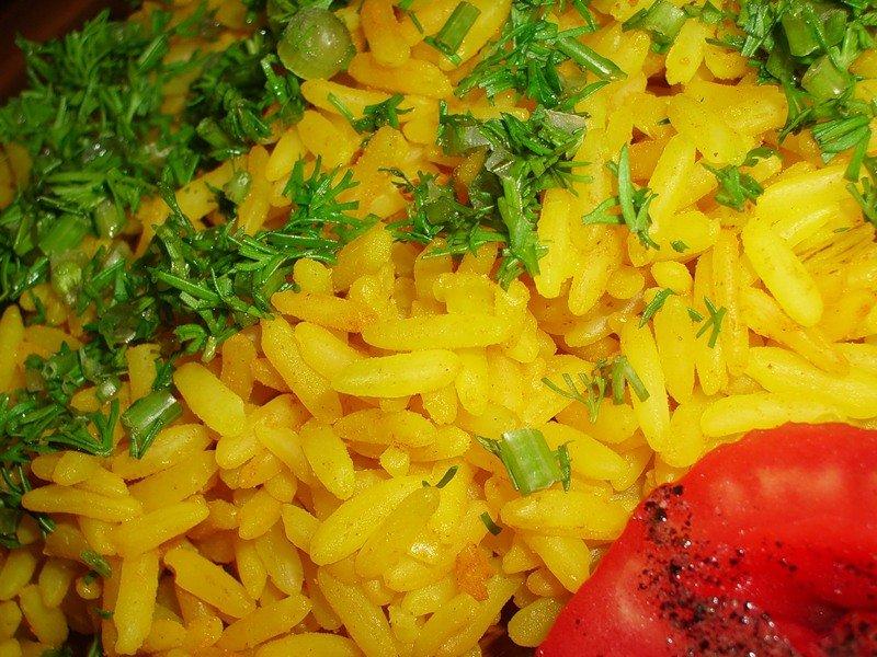 Как отварить рис на гарнир вкусно в мультиварке