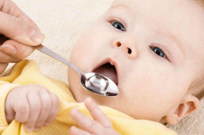 Какие жаропонижающие можно новорожденным