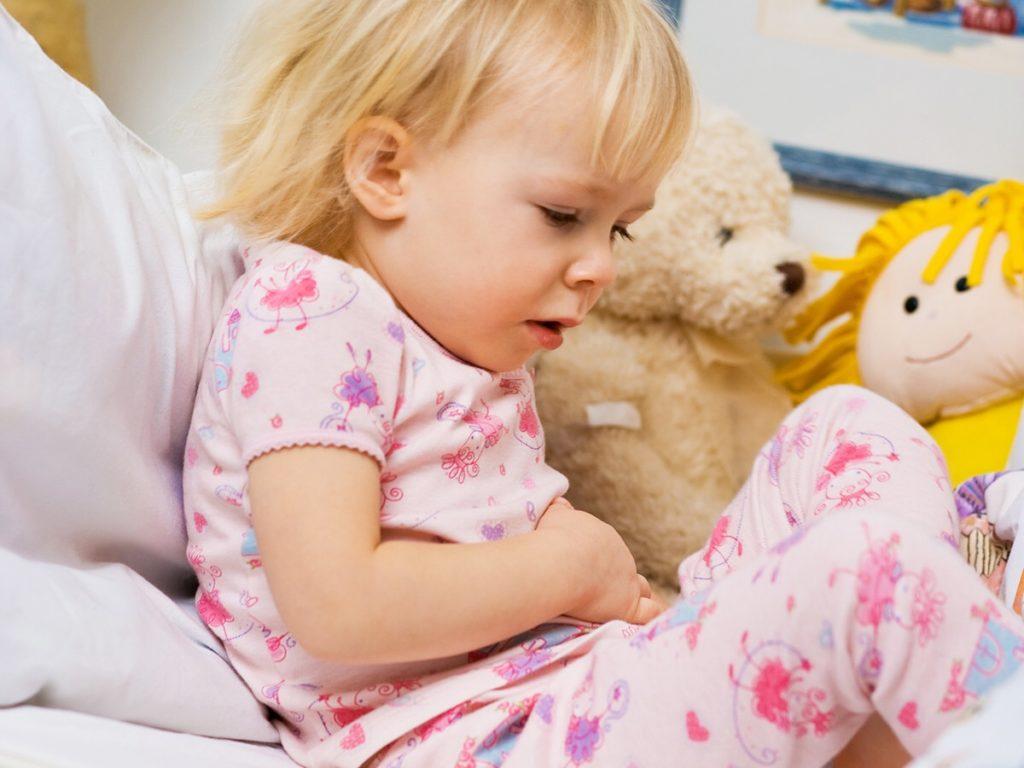 Ротавирусная инфекция у детей, симптомы без температуры