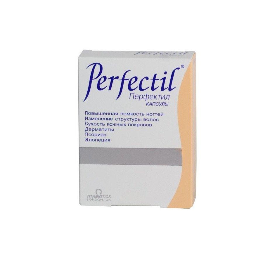 Препараты от выпадения волос: перфектил