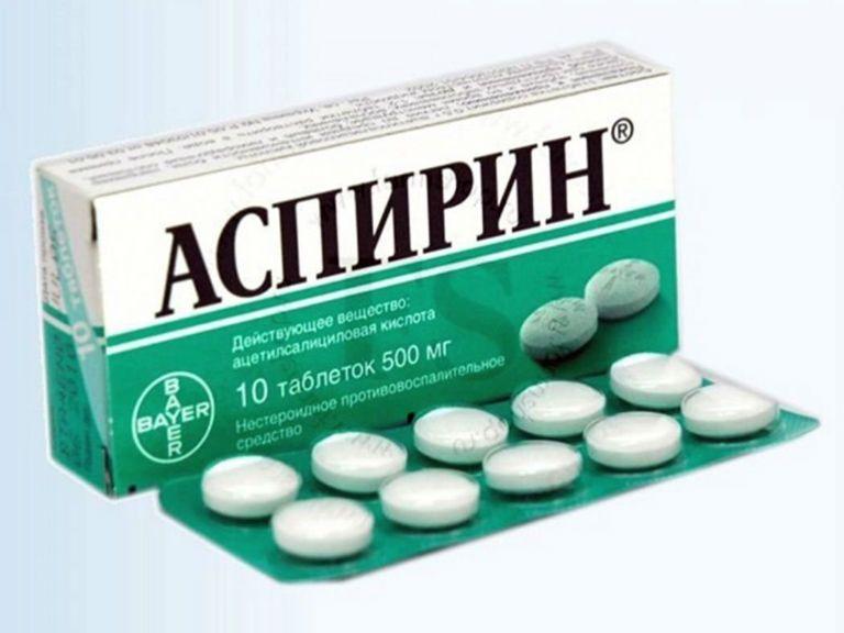 Как определить внематочную беременность на ранних сроках дома аспирином