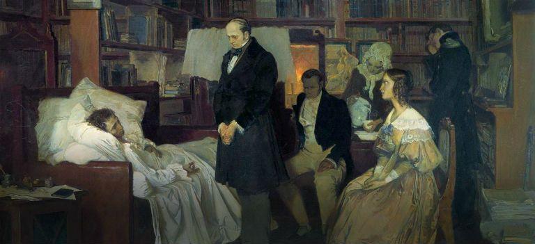 Как умер Пушкин Александр Сергеевич?