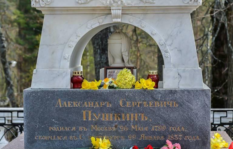 Смерть Пушкина: дата, время и где захоронен.