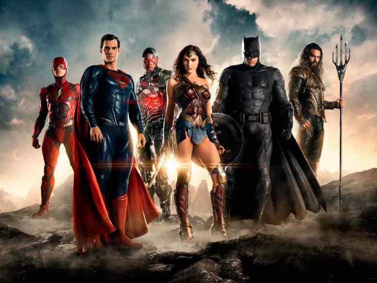 Обзор фильма «Лига справедливости»