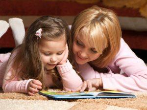 польза чтения сказок для детей